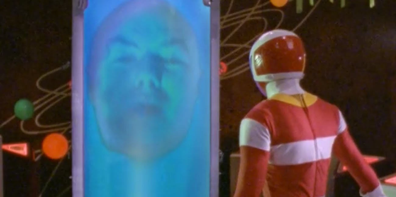 Power Rangers Zordon