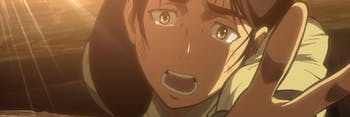 Carla Jaeger, Eren's mother, doesn't last very long in 'Attack on Titan.' My mother wasn't a fan.