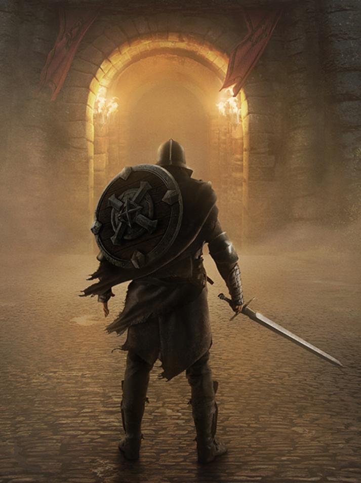 Gaming - Magazine cover