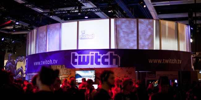 Twitch Booth