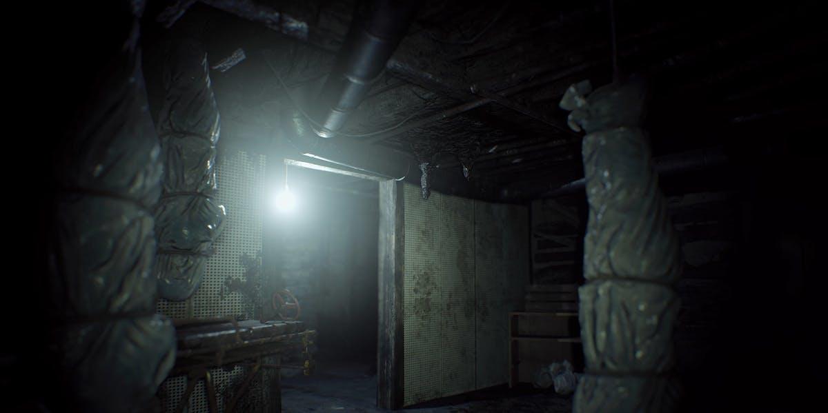 Dead bodies abound in 'Resident Evil 7'.