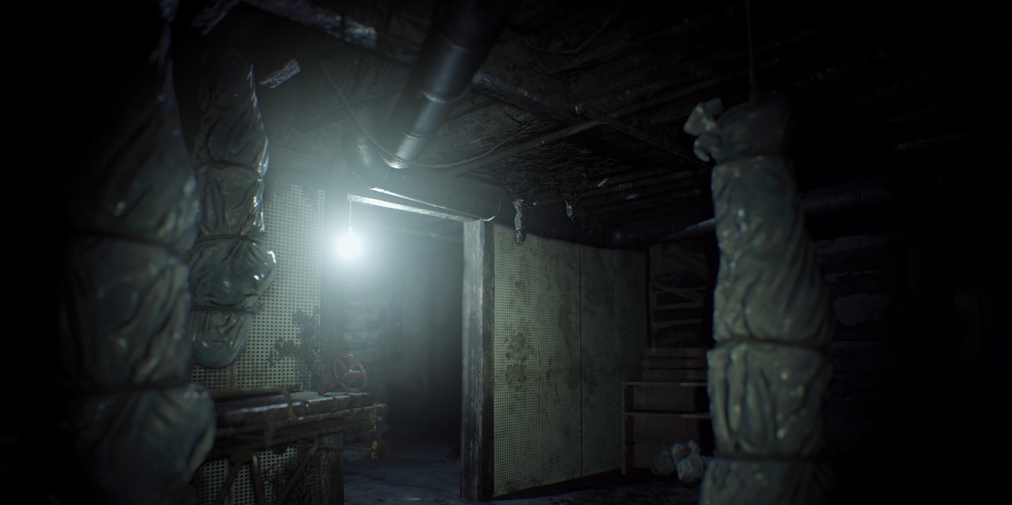 Dead bodies abound in 'Resident Evil 7'.