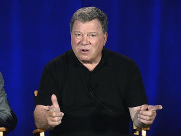 William Shatner Live-Tweeted 'The X-Files' and 'The Magicians' Last Night