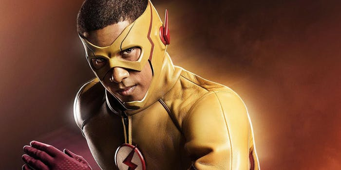 Is Wally West Savitar?