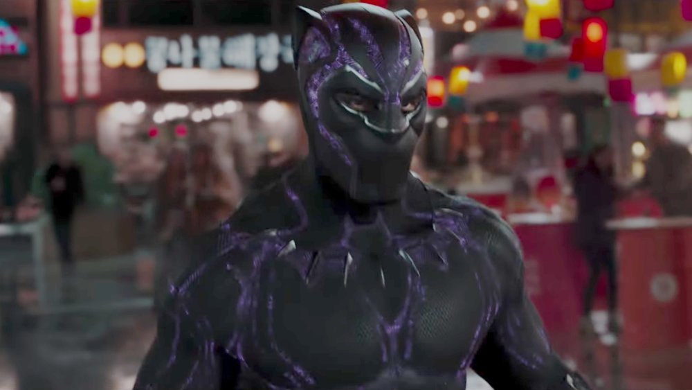 Black Panther Bust Out Some Dragon Ball Z Moves In New Trailer Inverse