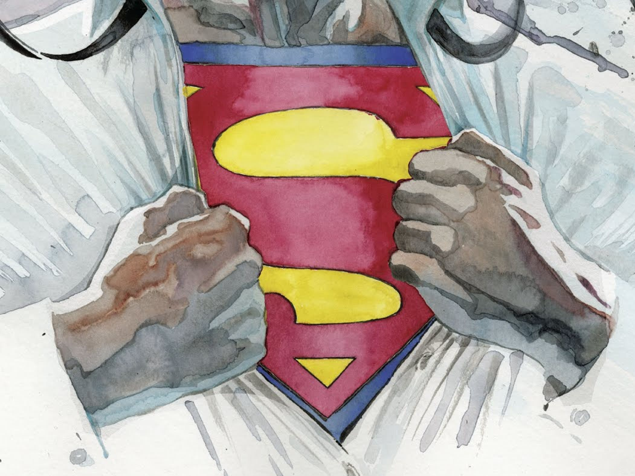 Superman DC Comics David Mack