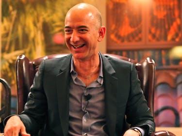 Jeff Bezos Reveals More About Blue Origin's Moon Plans
