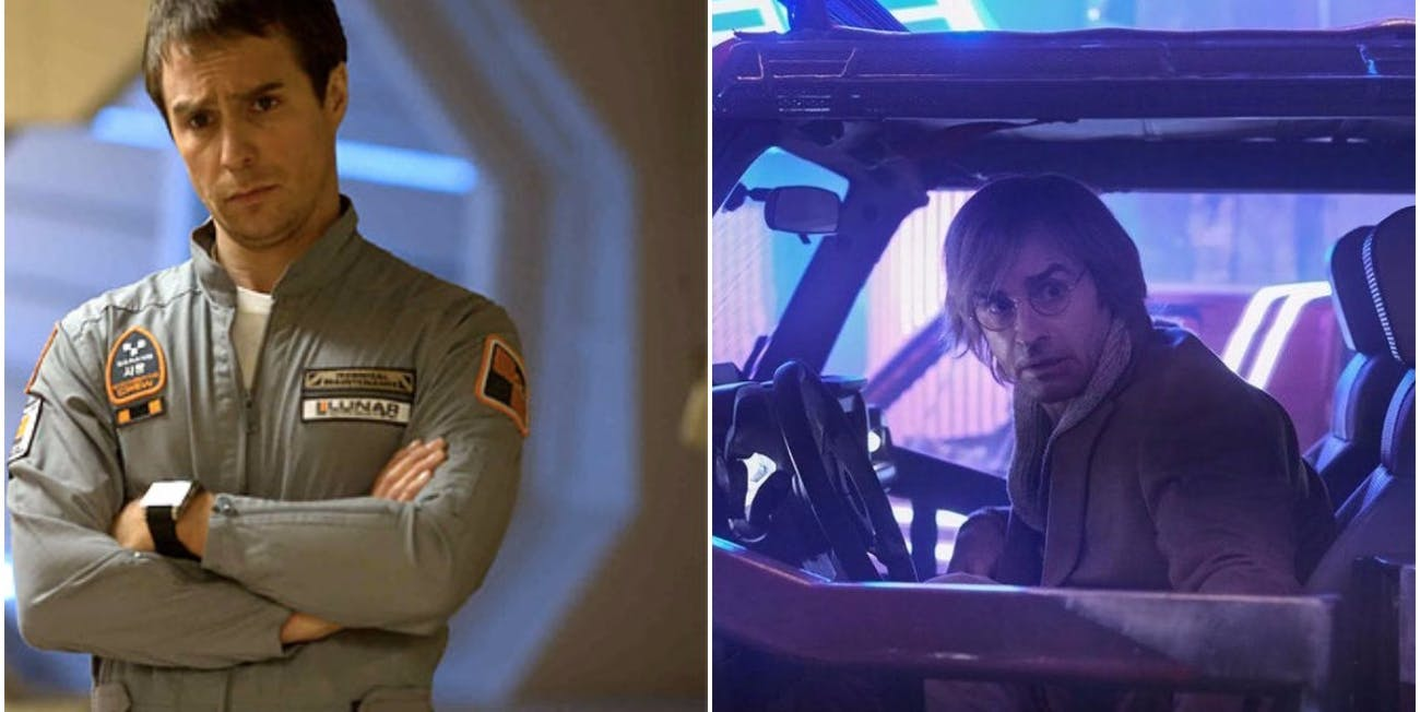 Duncan Jones's 'Moon' and 'Mute' take place in the same universe.
