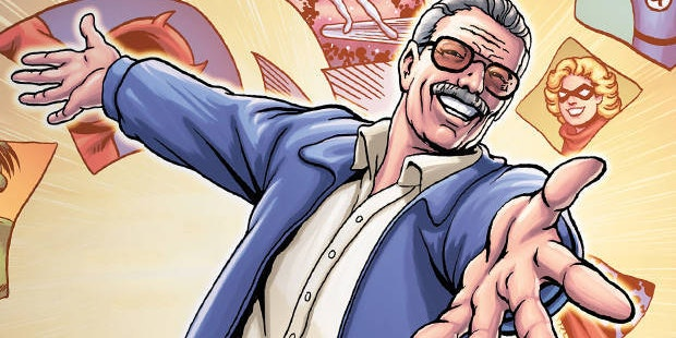 Marvel, Mortality, and Protesting Anti-Stan Lee with Dave Baker