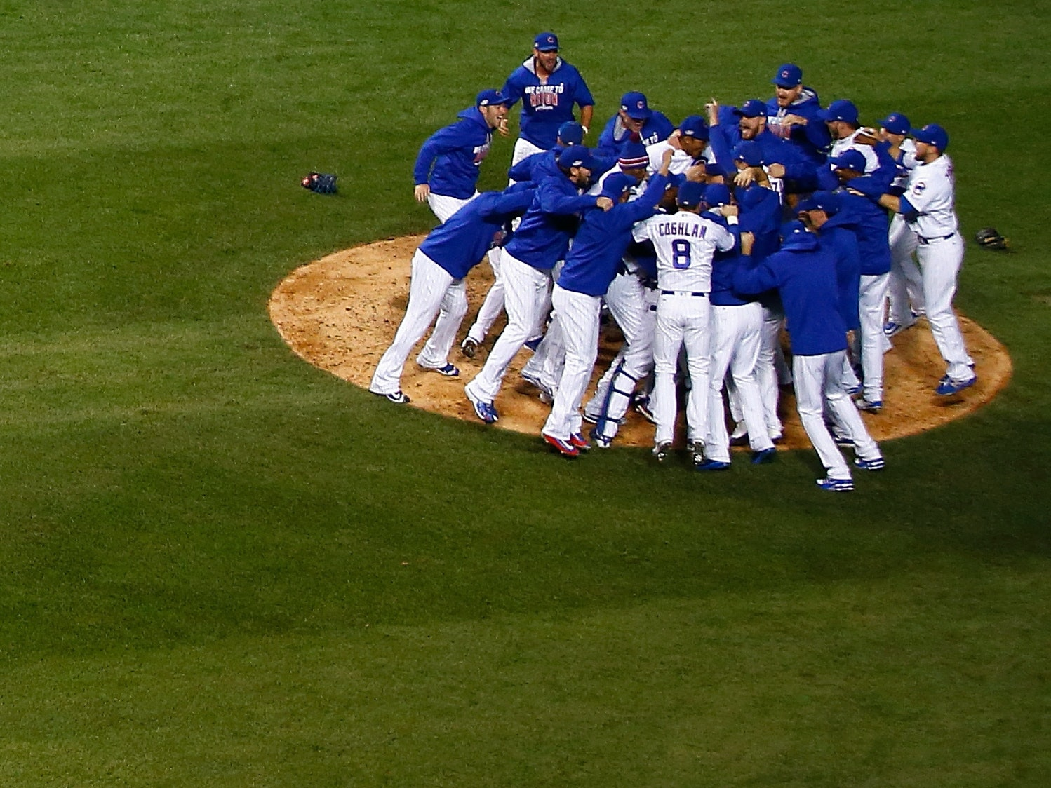 The Home Field Advantage Favors the Chicago Cubs