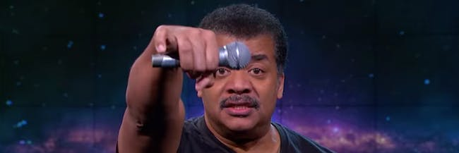 Neil deGrasse Tyson on The Nightly Show with Larry Wilmore