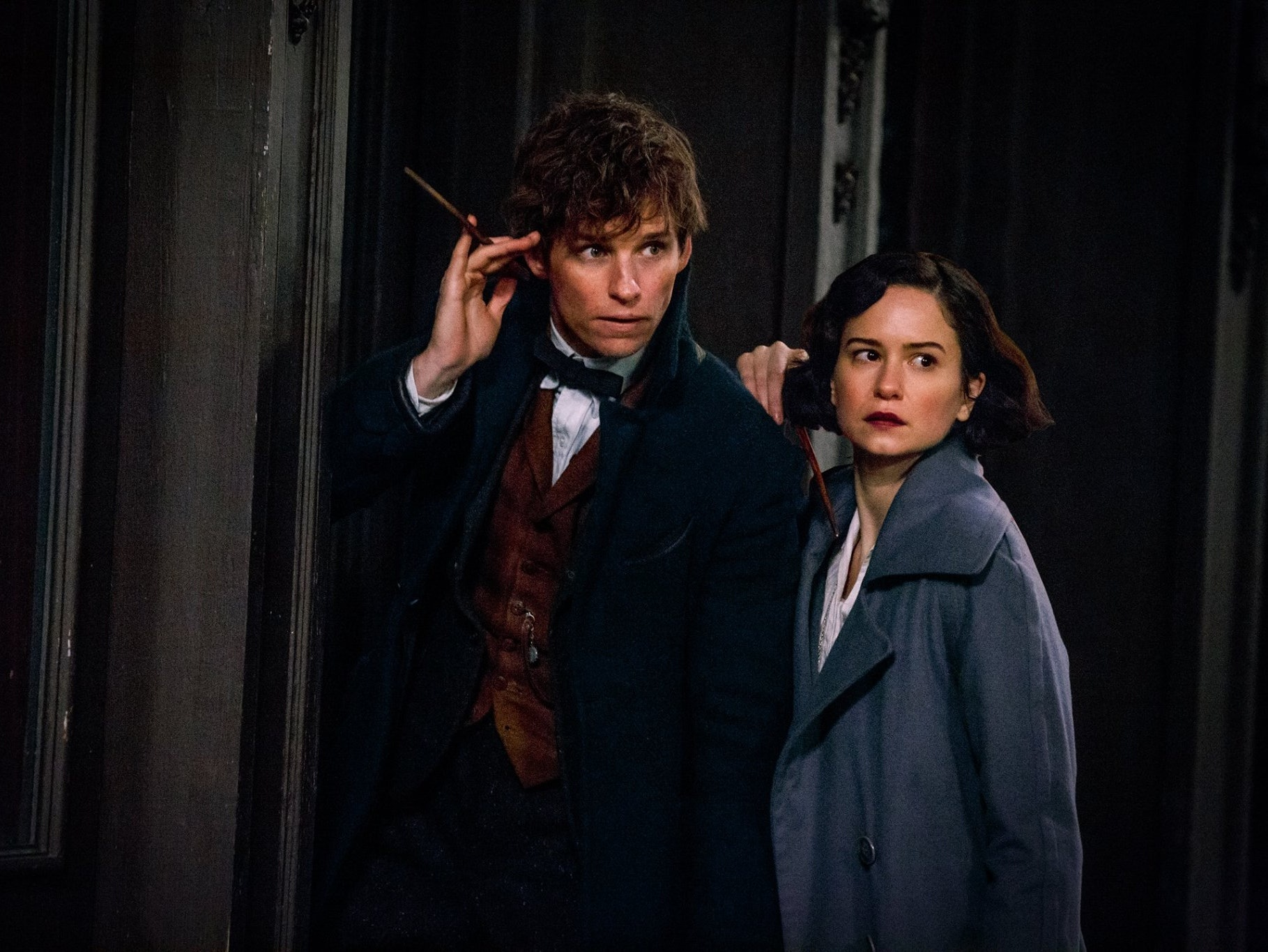 Get to Know Porpentina Goldstein In 'Fantastic Beasts'