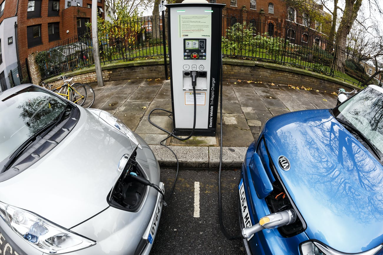 Portland will need to ensure its drivers can easily reach charging points.