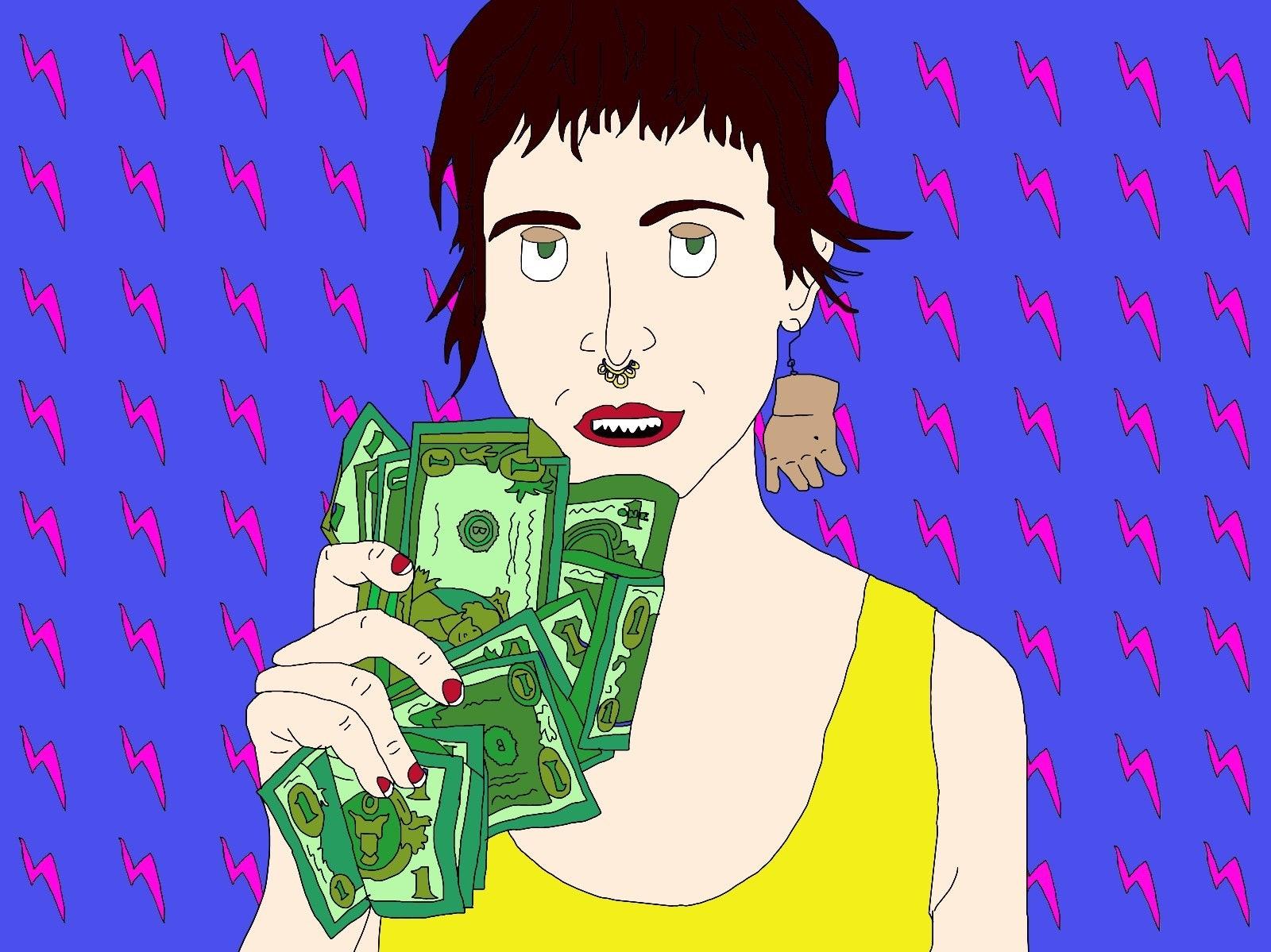 OG Digital Artist Molly Soda Is Not the Face of Cyber-Feminism