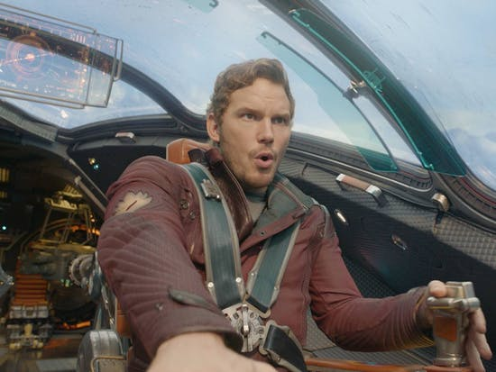 The 7 Best 'Guardians of The Galaxy' Behind-the-Scenes Photos
