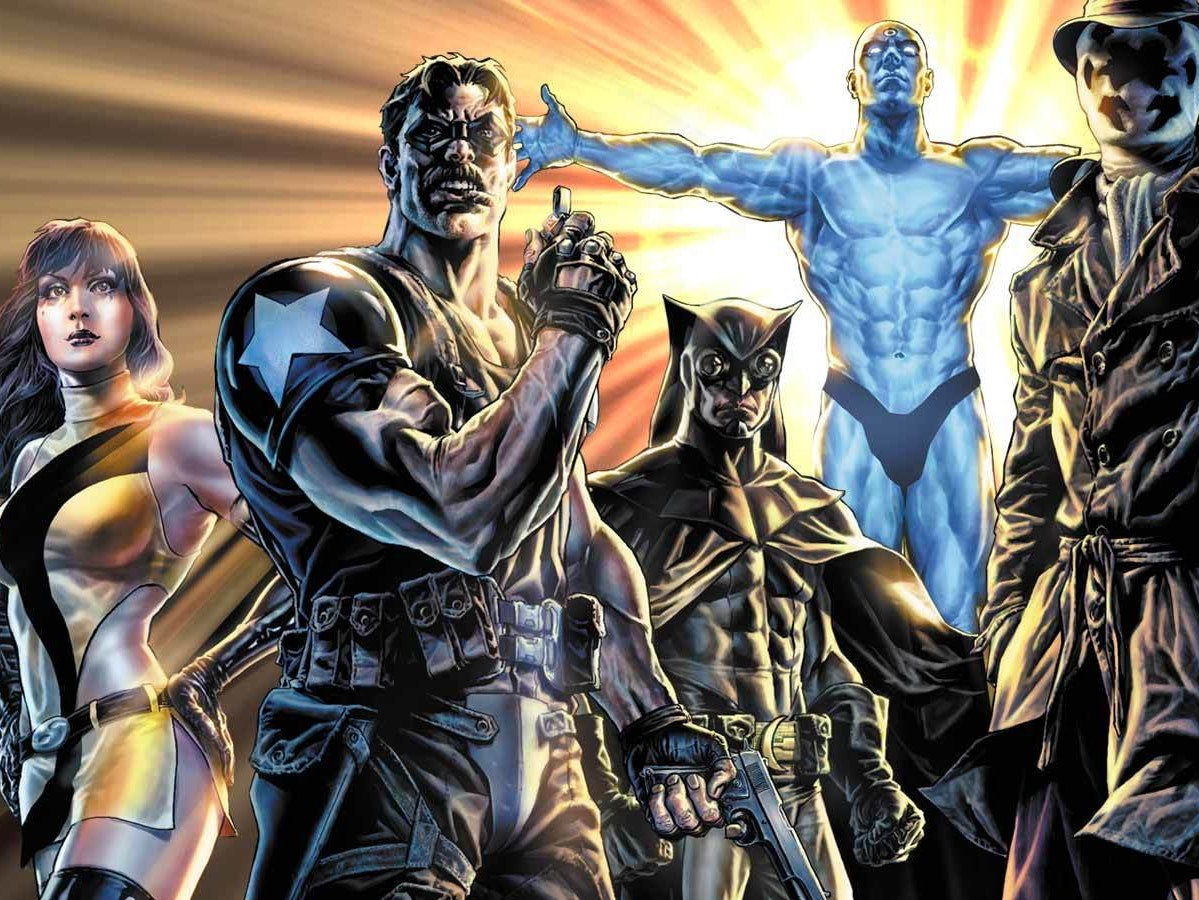 Everything You Need to Know About 'Watchmen''s Place in the DC Universe