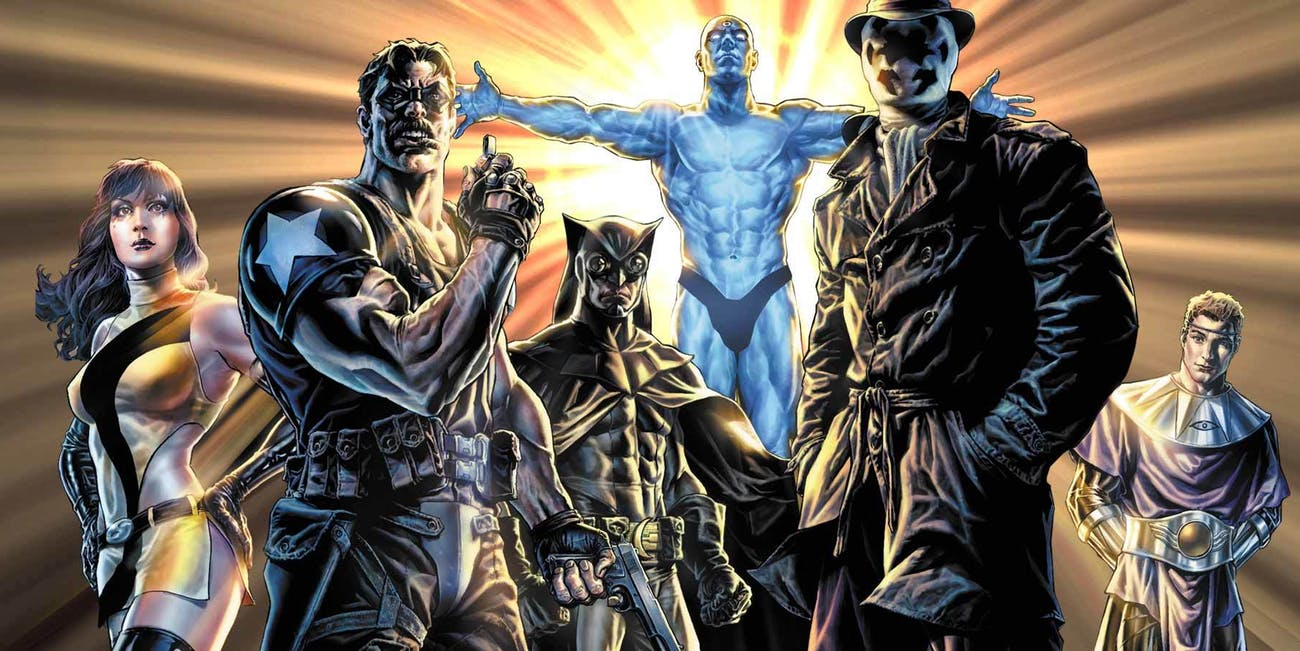 Everything You Need to Know About 'Watchmen''s Place in the