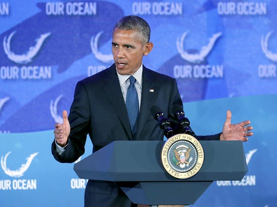Obama Enacts Unprecedented, Irreversible Defense of Environment