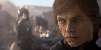 The protagonist of the 'Star Wars Battlefront II' single-player campaign will confront Luke Skywalker.