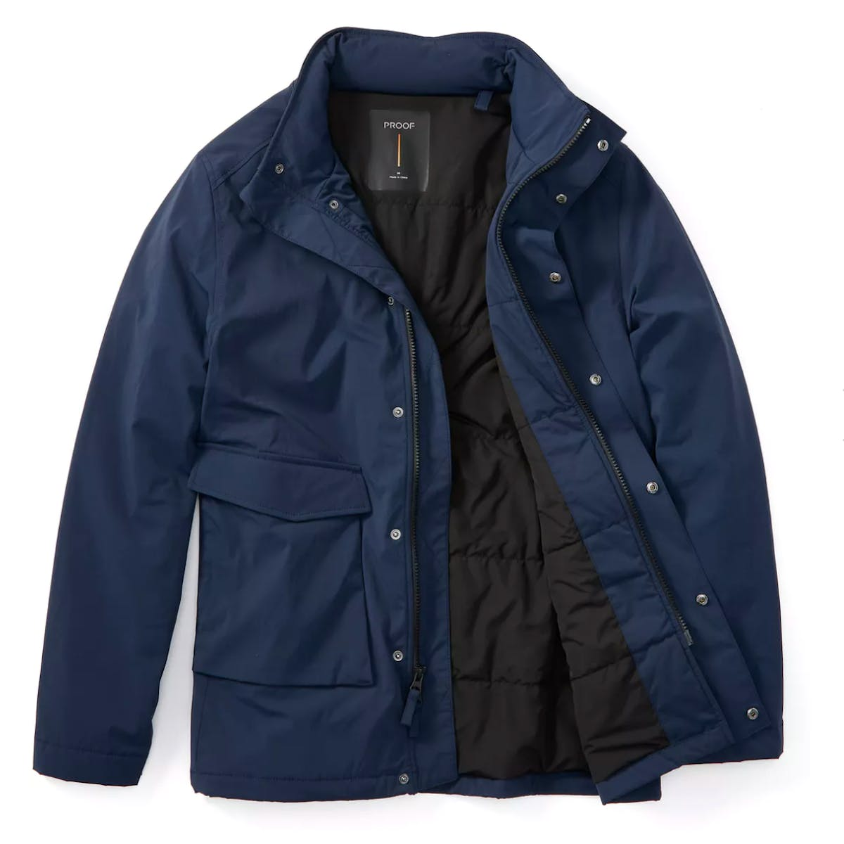 The Perfect Jacket for Winter Is on Sale and Selling Out Fast
