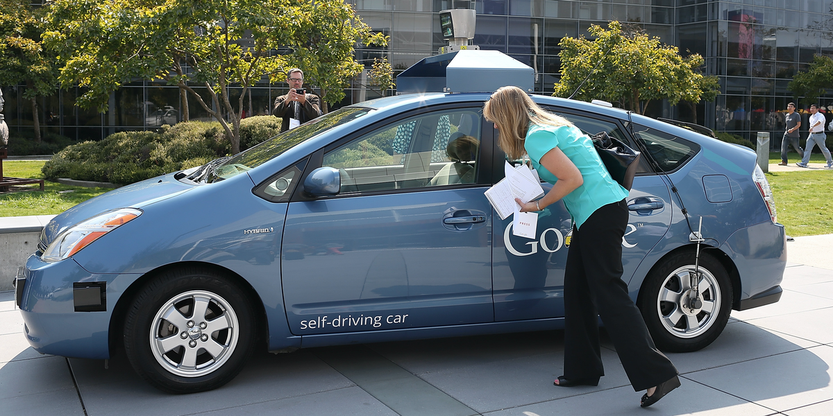 Do People Use Self Driving Cars