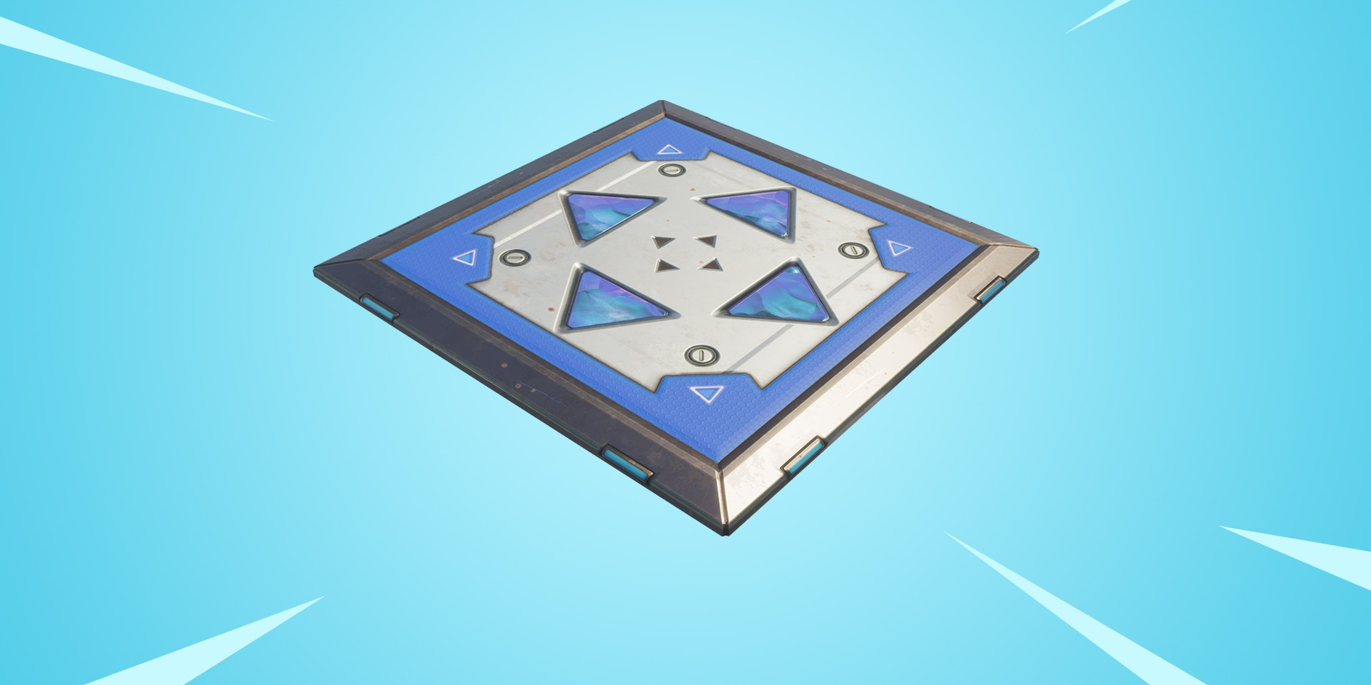 Fortnite Bouncer Trap Pad Officially Returns And Insanity Ensues