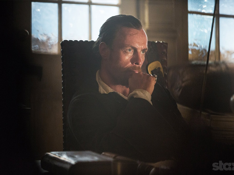 Why Captain Flint on 'Black Sails' Is the Best TV Character of 2015