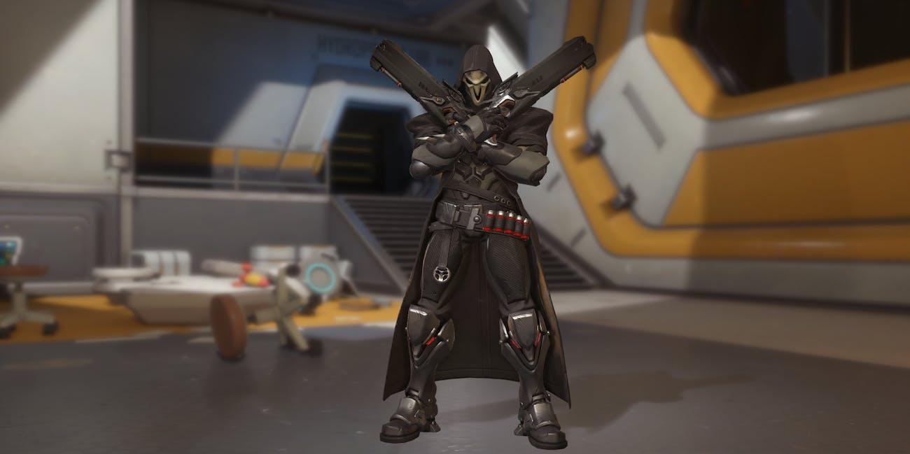 Overwatch Blizzard Activision Reaper Horizon