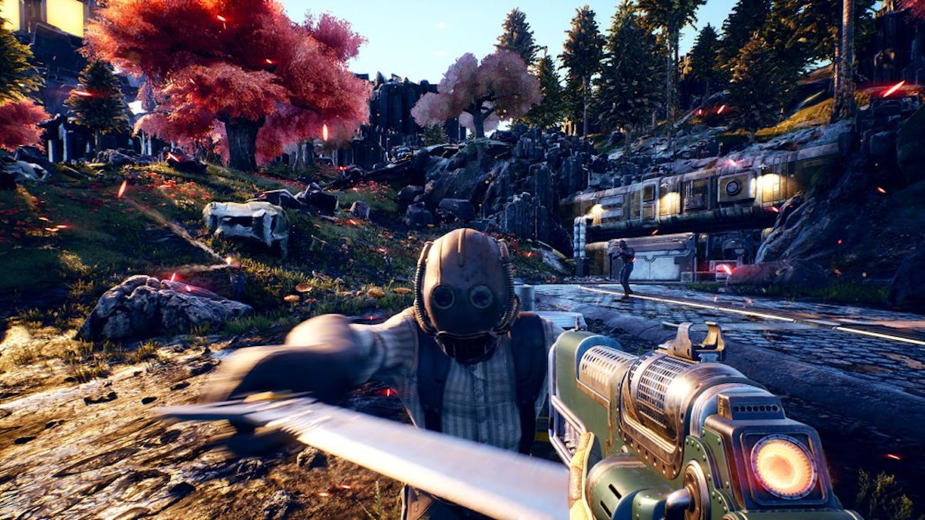 the outer worlds e3 2019 video game