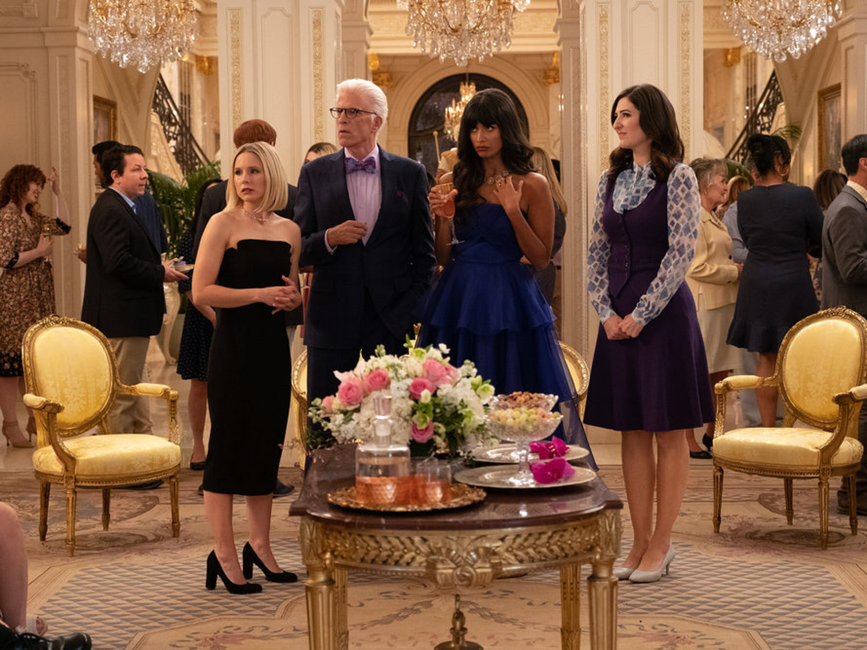 'The Good Place' S4