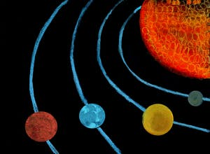 Solar system (MARTINA TROIANI)