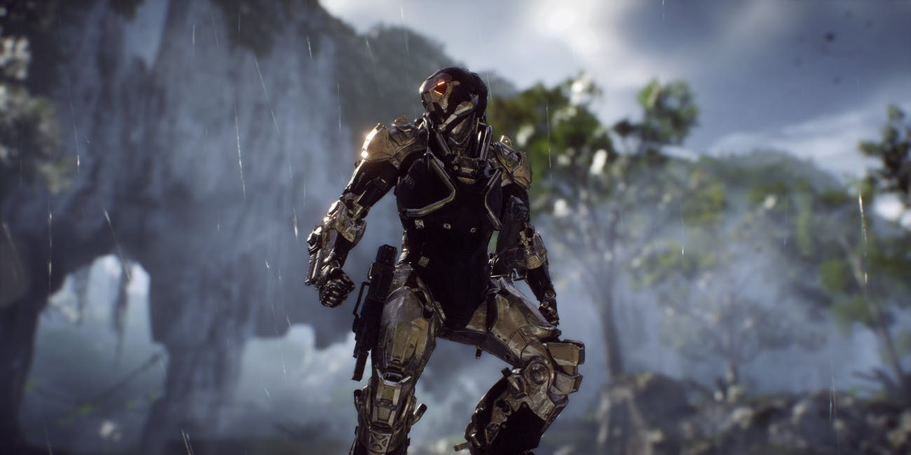 Anthem' Best Javelin Class: How to Pick the Mech Suit That's