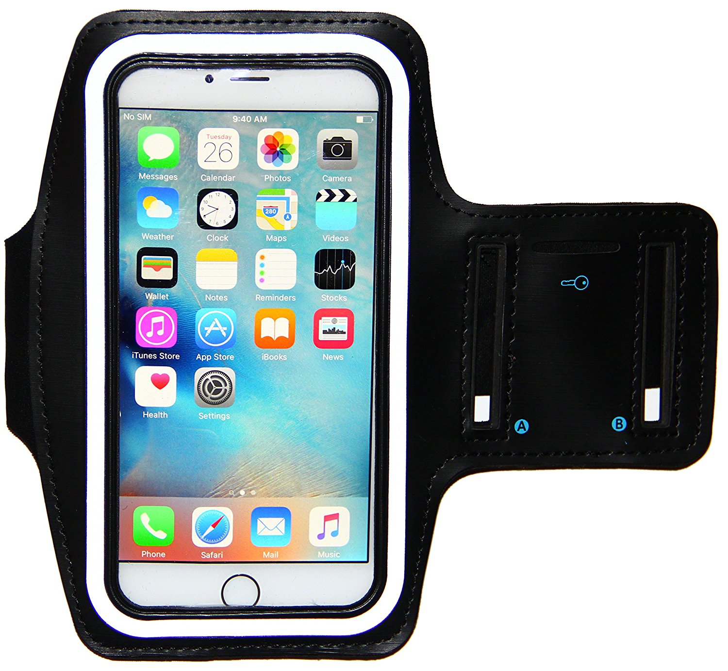 best sneakers 4b344 7ea8d The 8 Best Running Armbands for Every Type of Phone   Inverse
