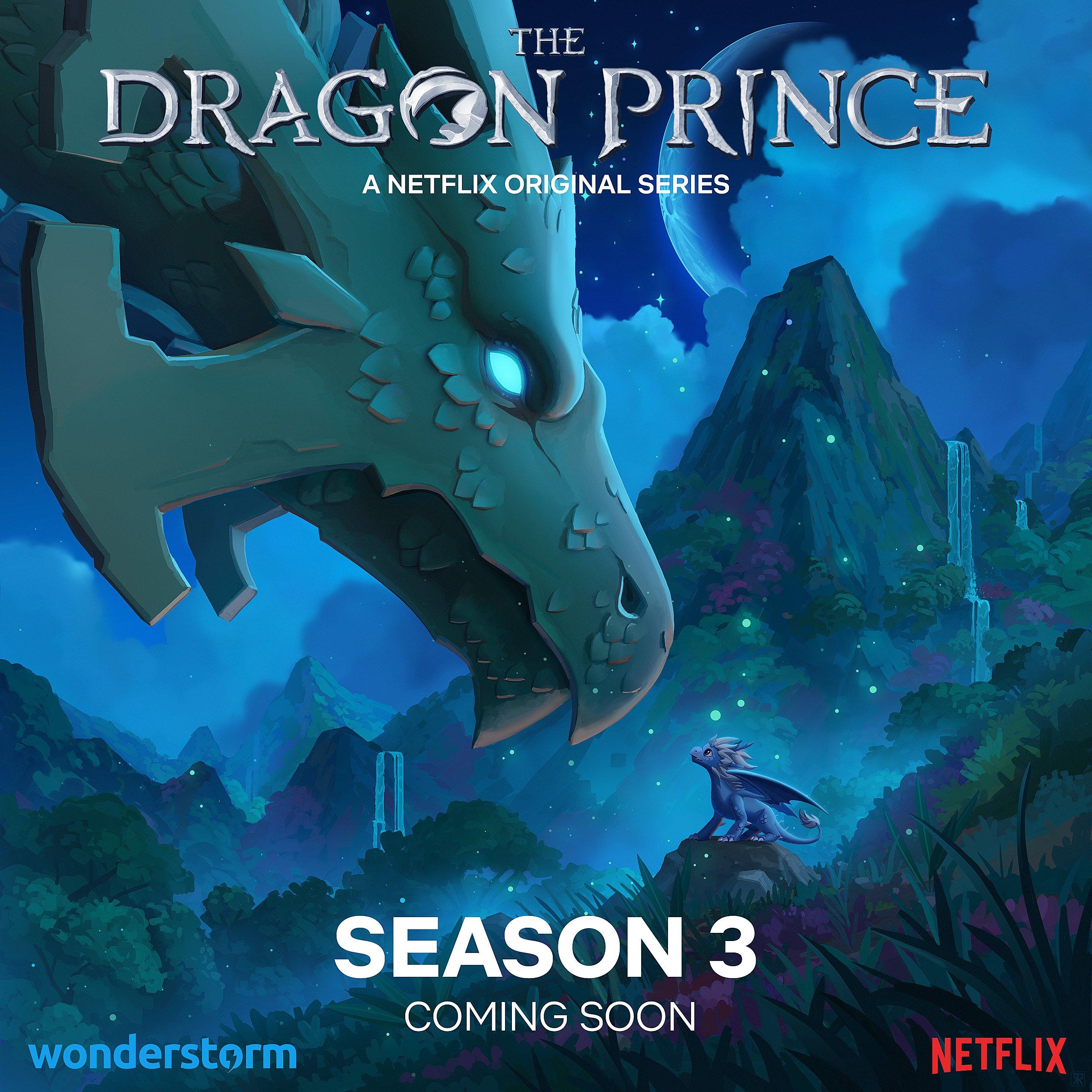 Dragon Prince' Season 3 Release Date, Renewal, Trailer, Cast