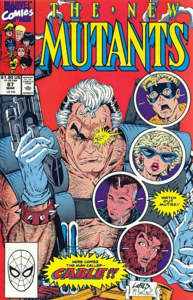Cable X-Force