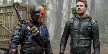 Deathstroke Arrow Season 6