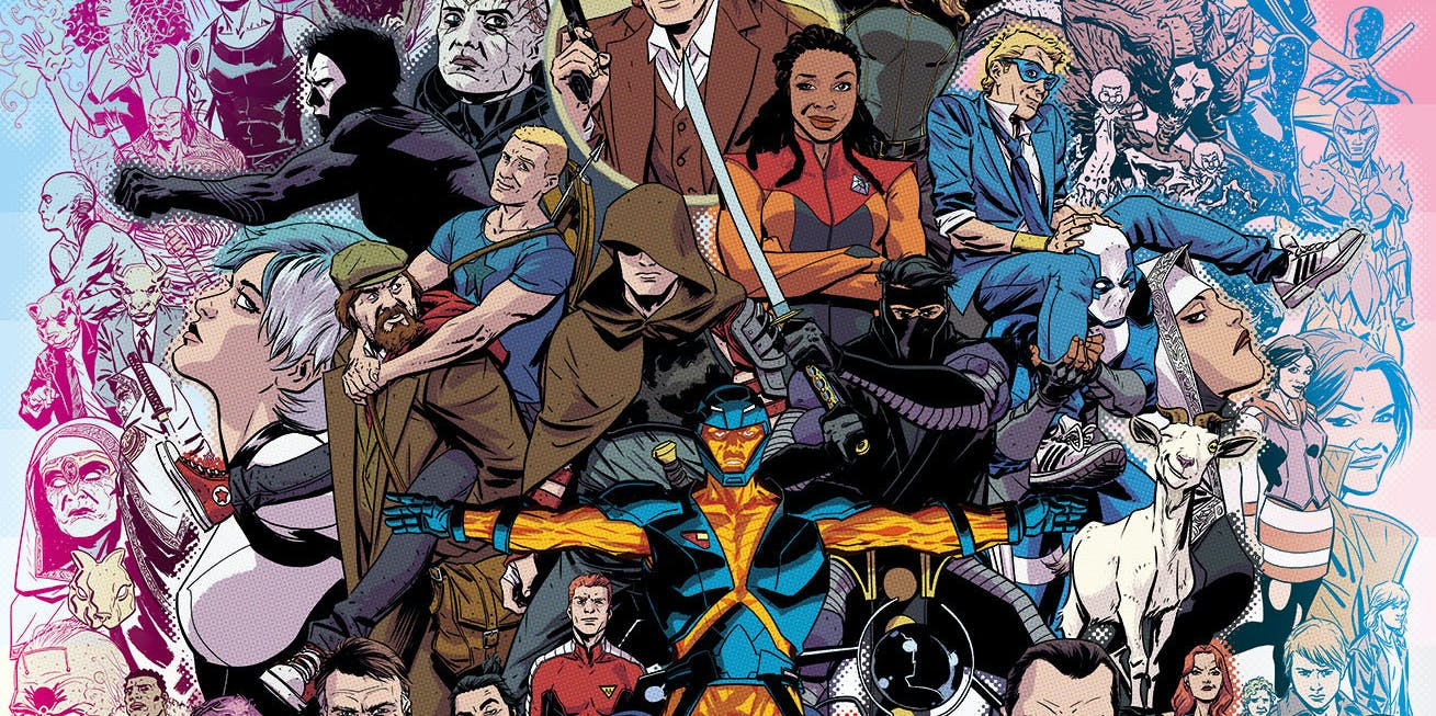 Valiant's Cinematic Universe Isn't Messing with Marvel and DC