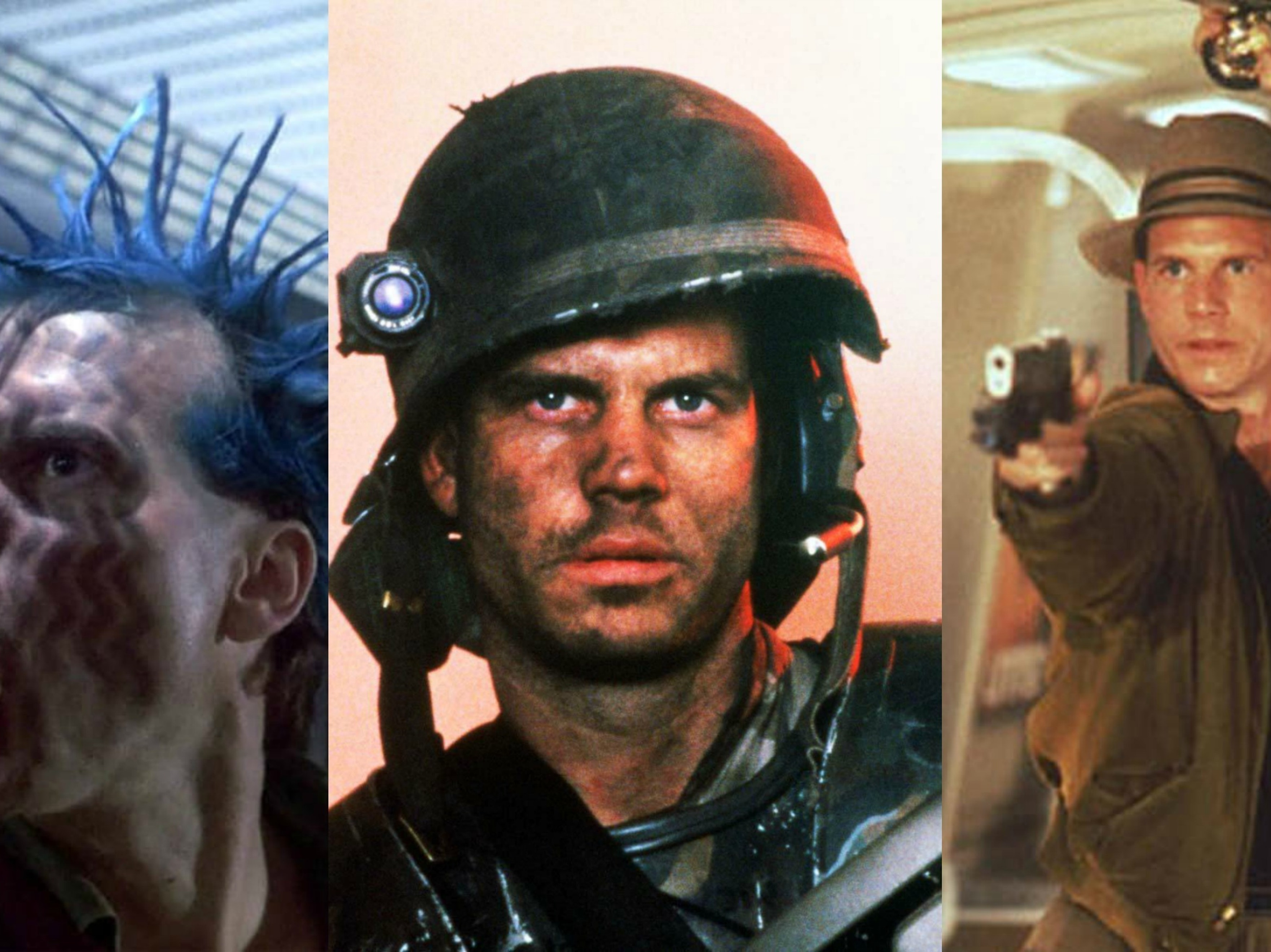 The Late Bill Paxton's Run-Ins with Terminator, Alien, and Predator