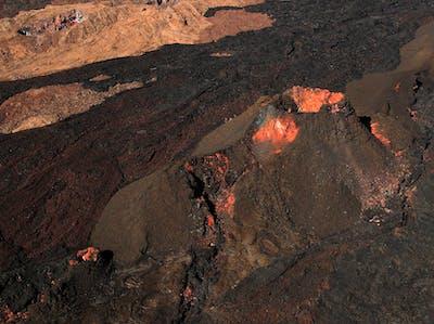 mauna loa hawaii eruption volcano
