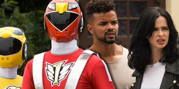 Power Rangers Eka Darville Jessica Jones