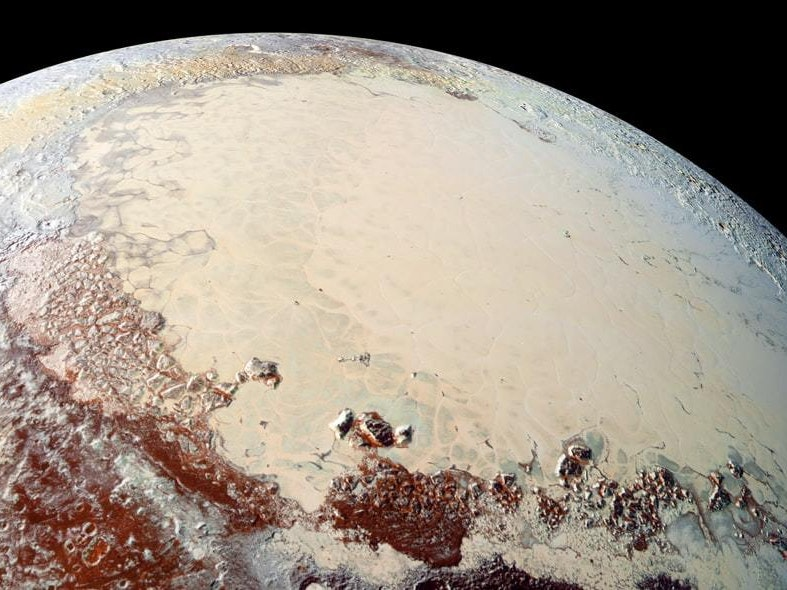 Could Pluto's Subsurface Ocean Support Alien Life?