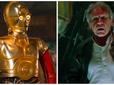 It's C-3PO's Fault Han Solo Got Screwed in 'The Force Awakens'