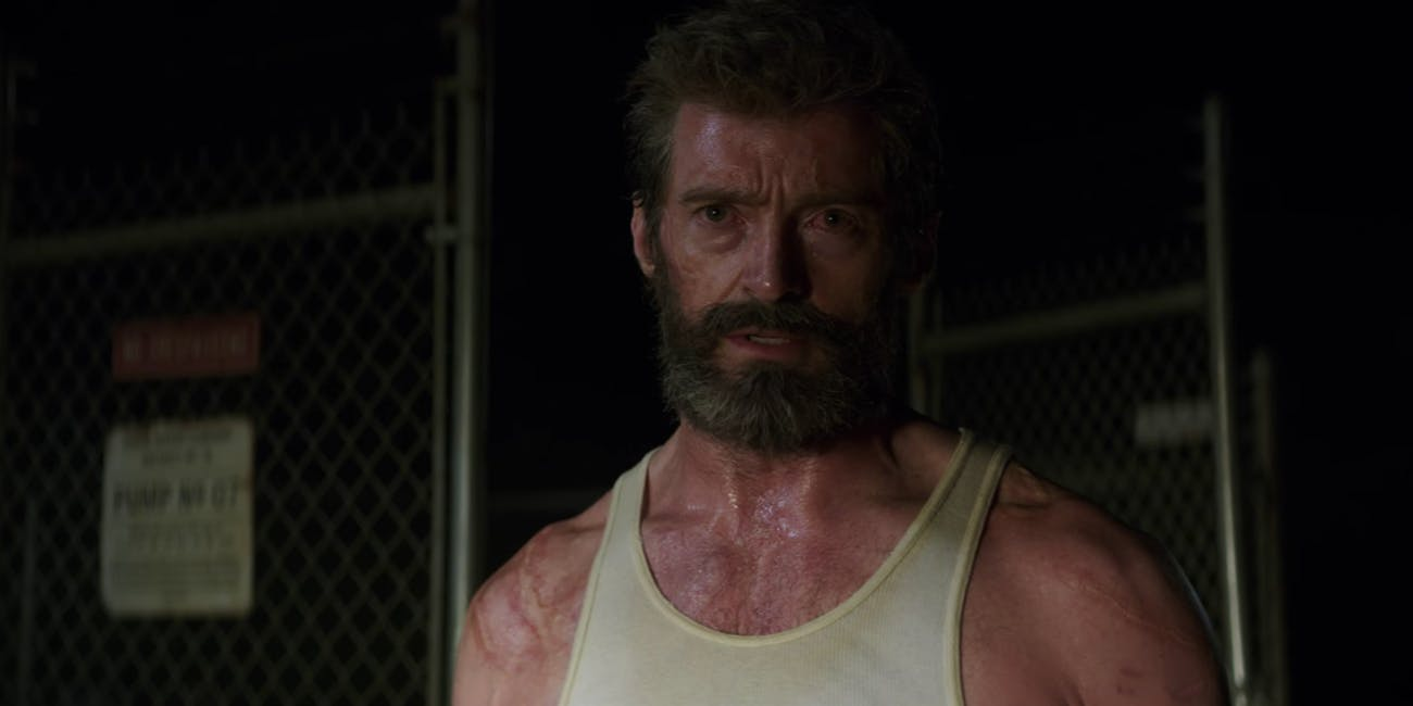 Logan Wolverine X-Men