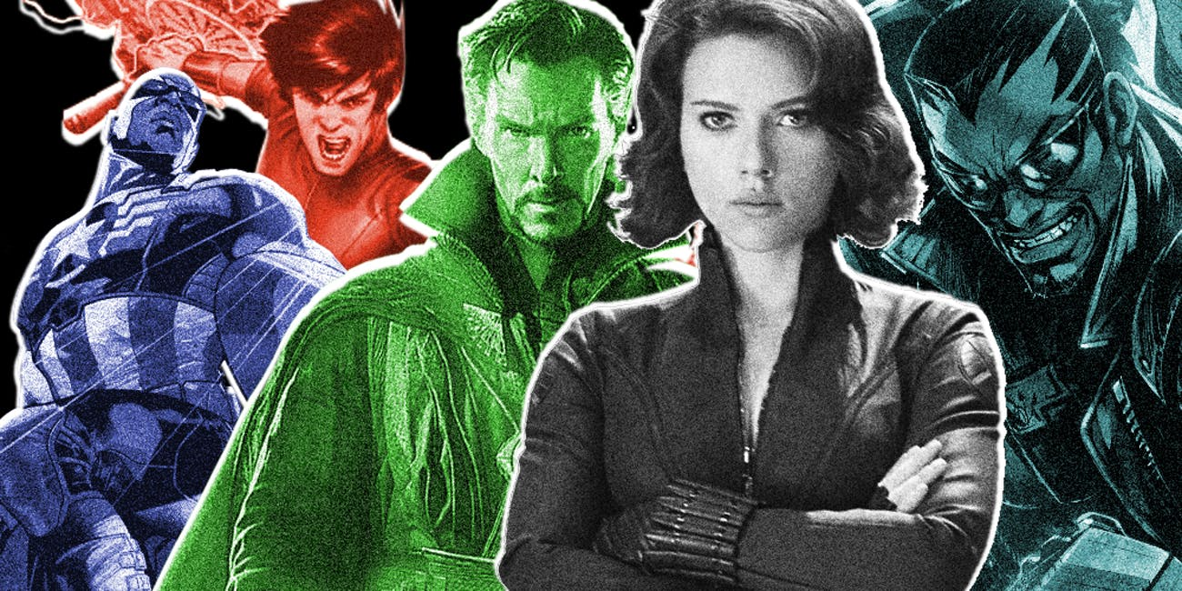 Marvel Phase 4: Release Date Timeline, and How It Will Effect the MCU