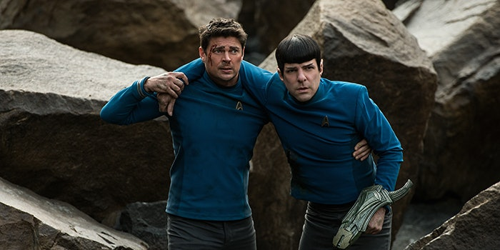 New 'Beyond' Clip Reveals Why Spock is Way Nicer to Bones