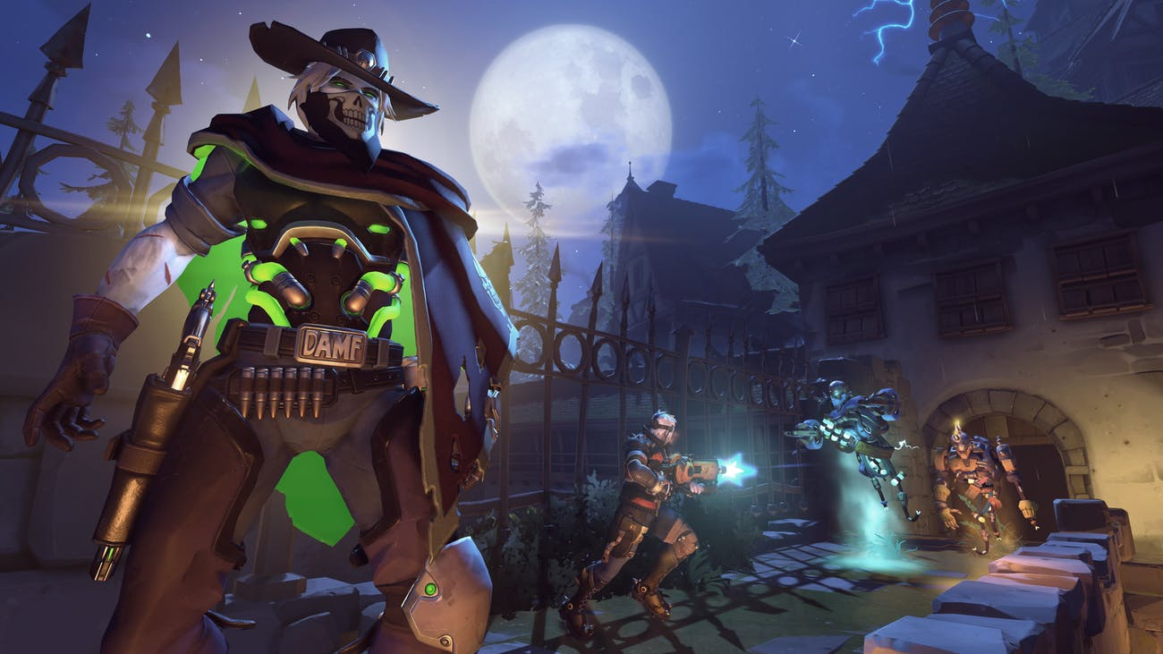 New Overwatch Skins 2020.Overwatch Halloween 2019 Skins Event Release Date Start
