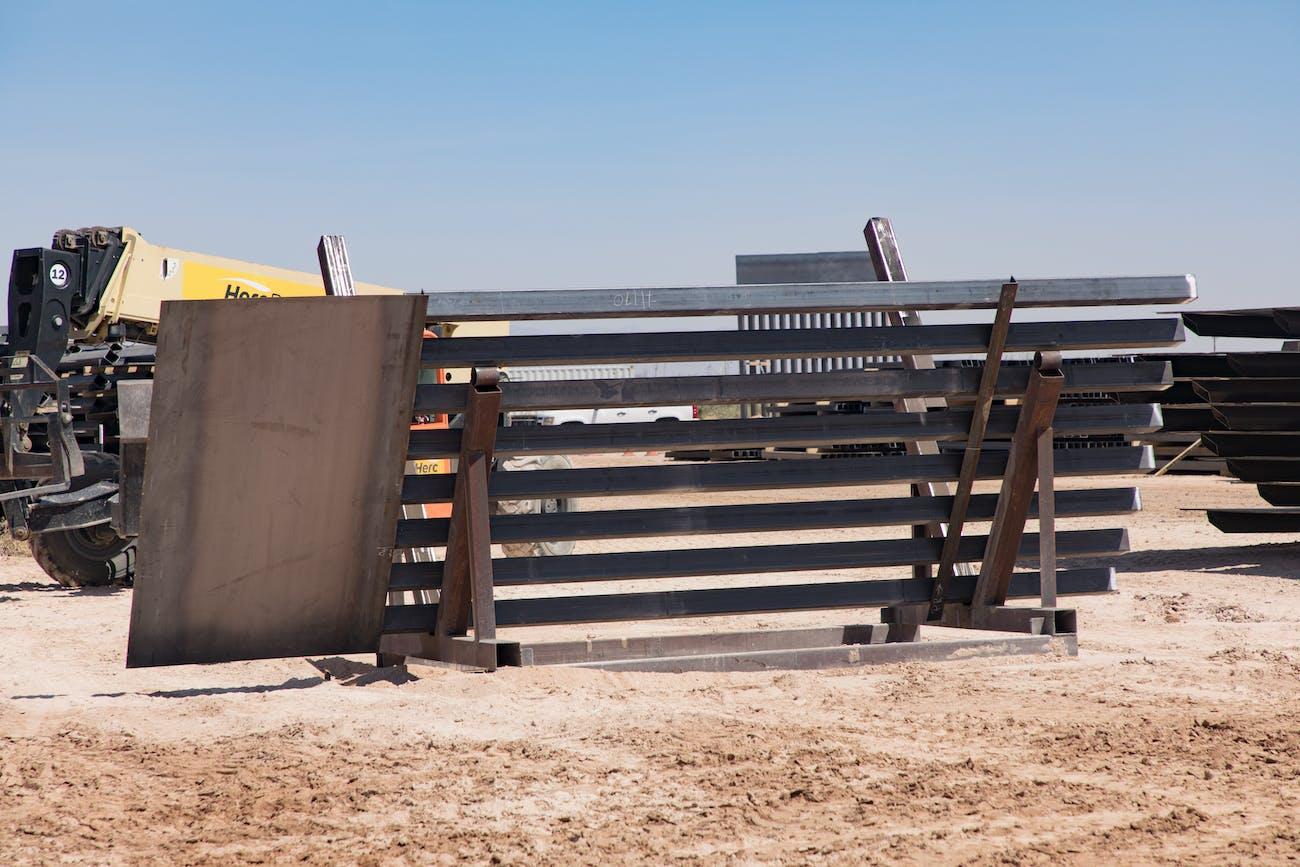 Santa Teresa Border Wall Replacement Project