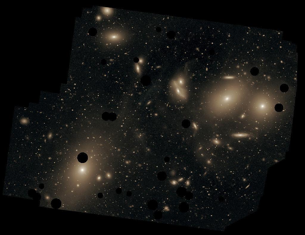 The Virgo Cluster.