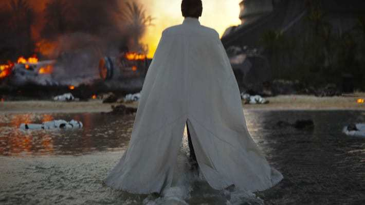 Rogue One: Why Orson Krennic And Darth Vader Don't Get Along