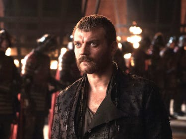 Pilou Asbaek as Euron Greyjoy in 'Game of Thrones'